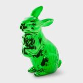 Paul Smith Metallic Green Ceramic Rabbit