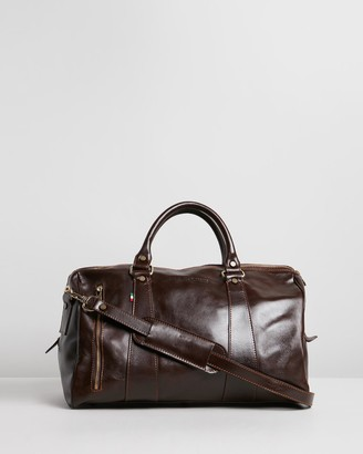 Republic of Florence - Brown Weekender - Small Nardi Overnight Bag - Size One Size at The Iconic