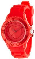 Ice Watch ICE-Watch Ice Love Red Small Silicone Watch LO.RD.S.S.10