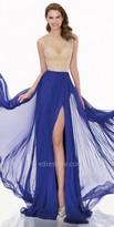 Tarik Ediz Soft Evening Dress