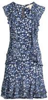 MICHAEL Michael Kors Garden Patch Cascade Dress