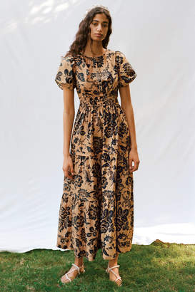 Anthropologie Somerset Maxi Dress