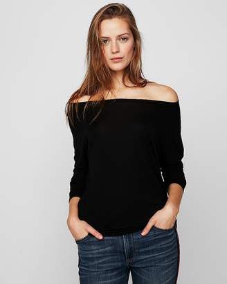 Express One Shoulder London Tee