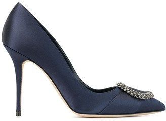 Manolo Blahnik Fasa 105mm pumps