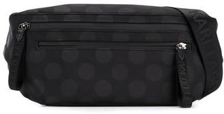 Karl Lagerfeld Paris x Carine Roitfeld polka belt bag