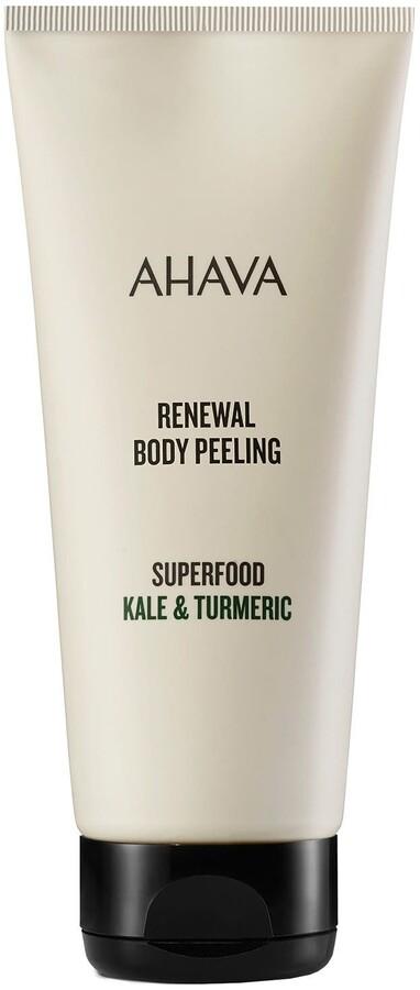 Thumbnail for your product : Ahava Dead Sea Renewal Body Peel Kale & Turmeric - 200ml