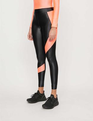 Koral Pista Infinity high-rise stretch-jersey leggings