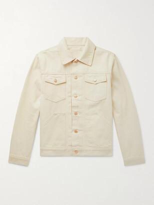 The Workers Club Selvedge Denim Jacket