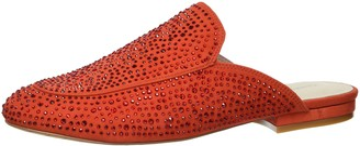 Kenneth Cole New York Women's Walden Shine Glitzy Flat Slip On Loafer