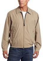 London Fog Men's Zip-Front Golf Jacket