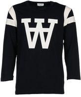 Wood Wood 'william Longsleeve' T-shirt