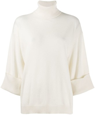 P.A.R.O.S.H. wide sleeve jumper