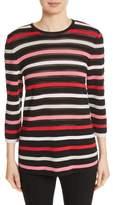 St. John Women's Ombre Stripe Sweater