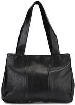 Yohji Yamamoto zipper shoulder bag