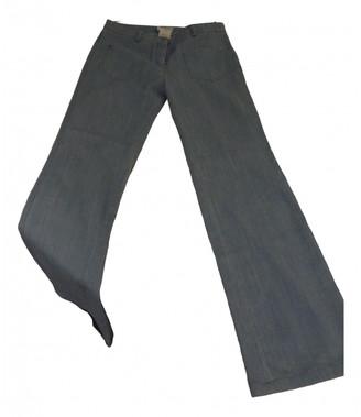 Chanel Beige Denim - Jeans Jeans for Women