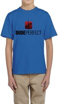 Hera-Boom Boys And Girls YouTube DP Dude Perfect Trick Shots Logo T-shirts