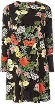 Dorothy Perkins Black Floral print Swing Dress
