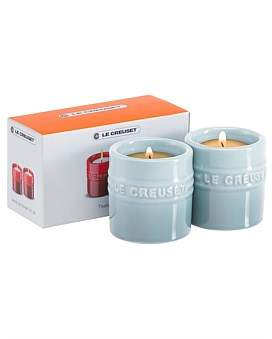 Le Creuset Tealight Holder Set Of 2