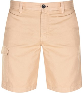 Paul Smith Military Shorts Beige