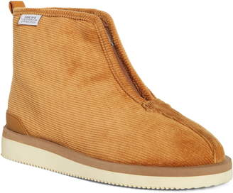 Suicoke Kenn-Comab Genuine Shearling Lined Ankle Boot