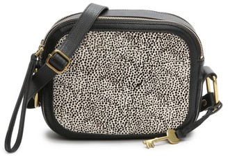 Fossil Elle Leather Crossbody Bag