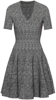 Alaia Stretch-knit minidress