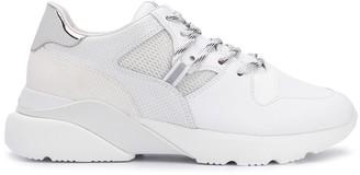 Hogan Colour Block Low-Top Sneakers
