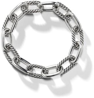 David Yurman DY Madison medium 11mm bracelet