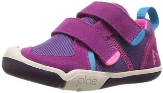 Plae Ty (Toddler/Little Kid) - SINGLE SHOE (Fuchsia/Purple) Girl's Shoes