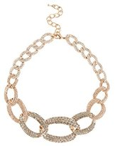 Coast Nikita Rose Gold Chain Link Necklace of Length 18cm