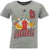 Majestic St. Louis Cardinals Snack Attack T-Shirt, Toddler Boys