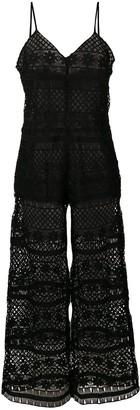 Charo Ruiz Ibiza lace jumpsuit