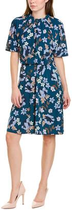 Maggy London Caftan Mini Dress
