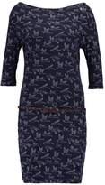 Ragwear TANYA Jersey dress navy