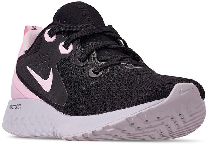 66bf11f3115ee Pink Nike Running Shoes - ShopStyle