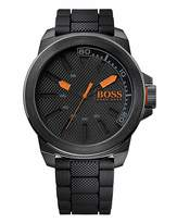 BOSS ORANGE Ionic Black Plated Watch