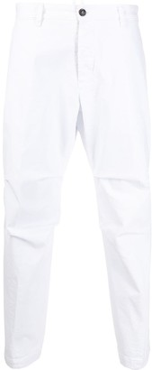 DSQUARED2 Cropped Ankle Jeans