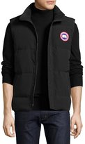 Canada Goose Garson Puffer Vest, Black