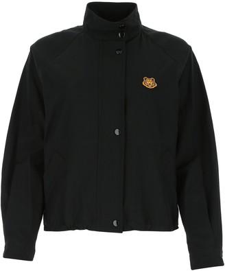 Kenzo Tiger Crest Cropped Jacket
