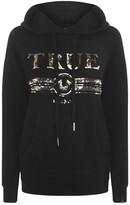 True Religion True Sequin Hoodie