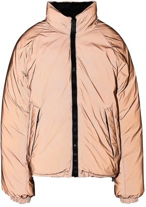 Ienki Ienki Reversible Iridescent Shell Down Jacket