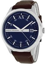 Armani Exchange Classic AX2133 Men's Stainless Steel Analog Watch