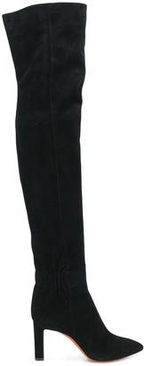 Santoni Thigh-High Boots