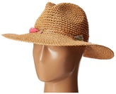 Echo Jewelry Tassel Panama Beach Hat