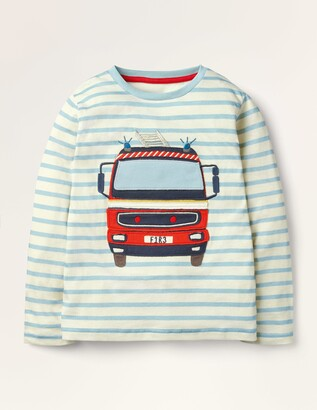 Lift-the-flap Vehicle T-shirt
