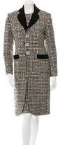 Christian Dior Wool Tweed Dress Set