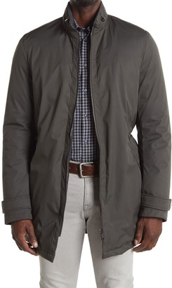 Ted Baker Funnel Neck Insulated Zip Jacket