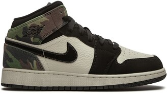 Nike Kids Air Jordan 1 Mid sneakers