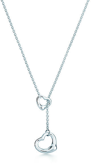 Tiffany & Co. Elsa Peretti®:Open Heart Lariat