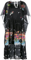 Tsumori Chisato printed shift dress - women - Polyester - S
